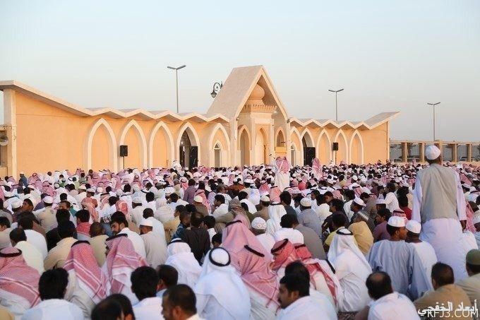 مساجد الخفجي تعتمد ٣ مصليات و ٧ جوامع لصلاة عيد الفطر