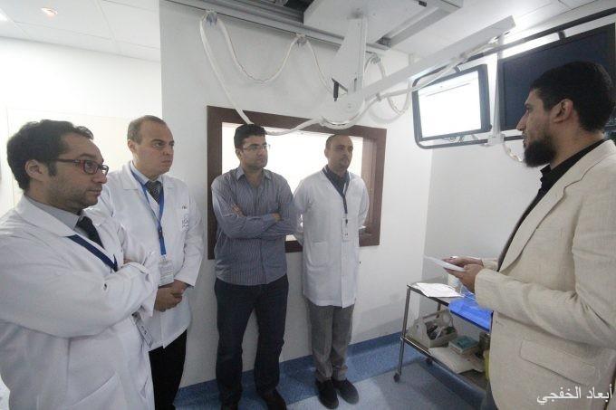 مستشفى الخفجي الأهلي يبدأ في برنامج التخسيس ببالون المعده Elipse لأول ثلاث حالات