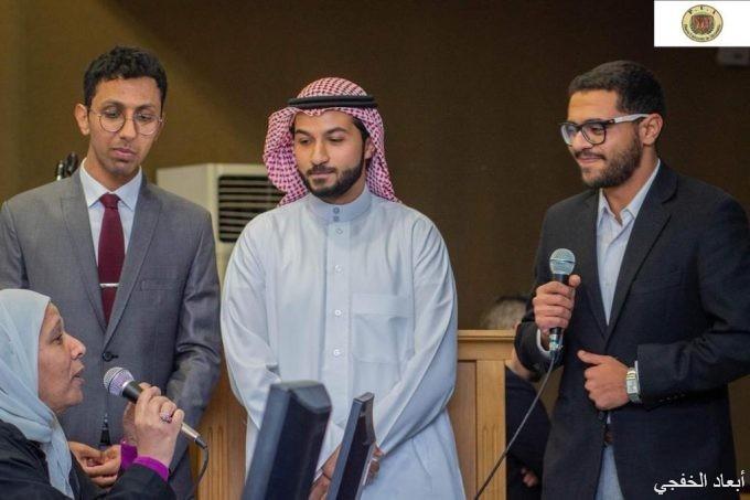 عبدالعزيز الشمري يحصل على البكالوريوس في طب الأسنان
