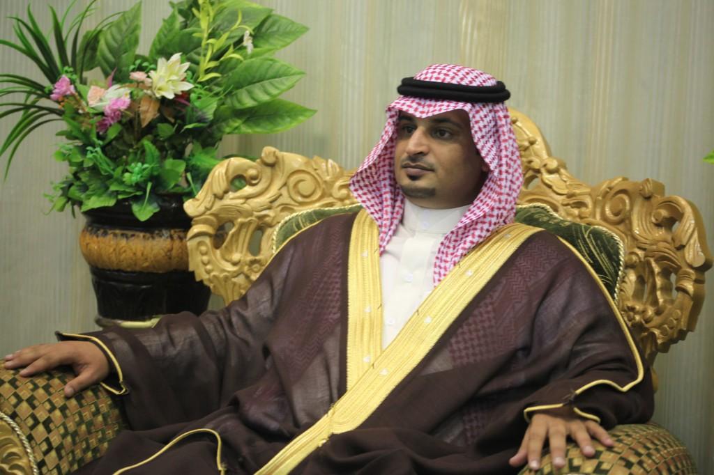 تغطية زواج عبدالله بن مانع الشمري