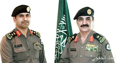 «الزهراني» نائباً لمدير الأمن العام و«القريش» مديراً لشرطة الشرقية